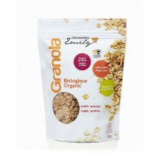 Organic Granola cereals - Maple Quinoa - 0,330 Kg