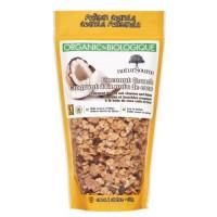 Organic Granola cereals - Coconut Crunch - 0,500 Kg