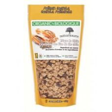 Céréales biologiques granola - Graines de lin & de chia  - 0,500 Kg