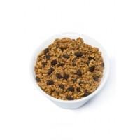 Céréales biologiques granola - Graines de lin & de chia  - Vrac 12 Kg