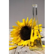 Organic oleic sun flower oil, bulk 1 liters