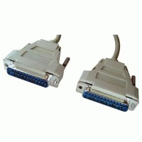 Cable parrallel switch box DB25 Male-M 100 feet