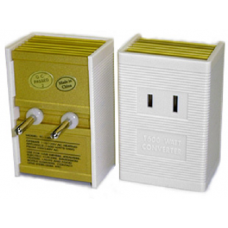 Foreign power travel converter for Europe, Africa, etc., change 220 Volts to 110V, up to a maximum of 1 600 Watts