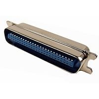 50 pins Centronic CN50 Mini male M/M Adapter Parallel Printer IEEE 1284 SCSI gender changer