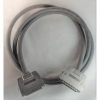 SCSI2 Cable MINIHD50 Male-Male 6' ft feet metal head CSA/UL bulk