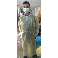 Hospital protective suit - disposable protect clothing