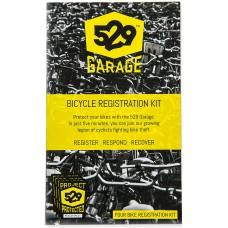 Project 529 from 529 Garage sticker registration kit