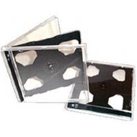 CD/DVD double jewel case standard