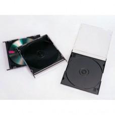 Boîtier CD, DOC et DVD mince - LIVRAISON GRATUITE
