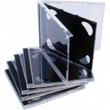 Standard double jewel case - FREE SHIPPING