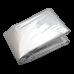 "Aluminium mylar thermal emergency lightweight blanket 1,3 x 2,1 m (52"" x 82,5"")"