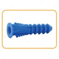 "Plastic anchor 1/4 "" for #8 screw"
