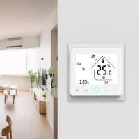 Thermostat non-programmable for floor heating system 120 and 240 Volts