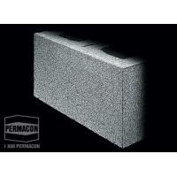 Empty concrete block 90 mm (4 inches)