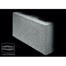 Empty concrete block 90 mm (4 inches)