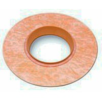 Wall waterproof membrane 100-110 mm (4'') valve pipe collar