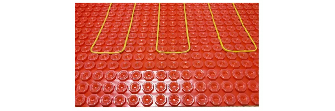 Floor heating membrane