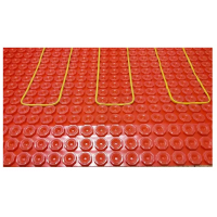 Waterproof membrane for heating floor 1 m x 10 meters  (39 inches x 33 feet)