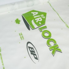 BP Air-Lock membrane 1 feet X 10 feet air barrier - SOLD BY SQUARE FEET