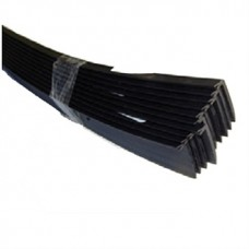 Foundation drainage moulding for membrane 1,68 meters x ? centimeters (6 feet x ? inches)  Résisto Platon (HDPE)