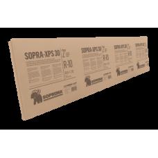 "Thermal insulation board Soprema SOPRA-XPS 30. 4"" x 2 x 8'"