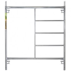 """scaffolding 60"""" X 60"""" STANDARD FRAME used galvanised. Buy or rent in buy-repurchase"""