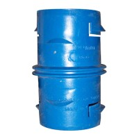 100 mm (4 inch) coupling for French drain