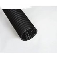 Perforated and coated agricultural or construction French drain 100 mm (4 inches) - 30m (98,4 feet) roll